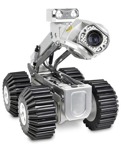 Робот обследования трубопроводов